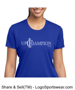 Sport-Tek Ladies Competitor Tee Design Zoom